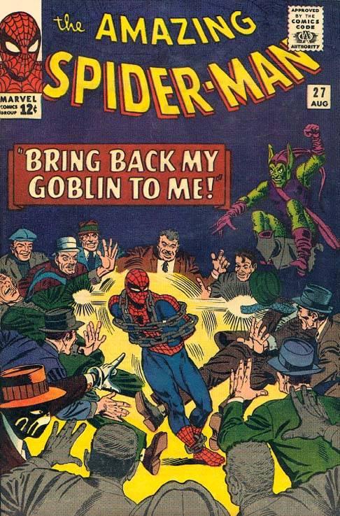 Удивительный Человек-паук №27 онлайн