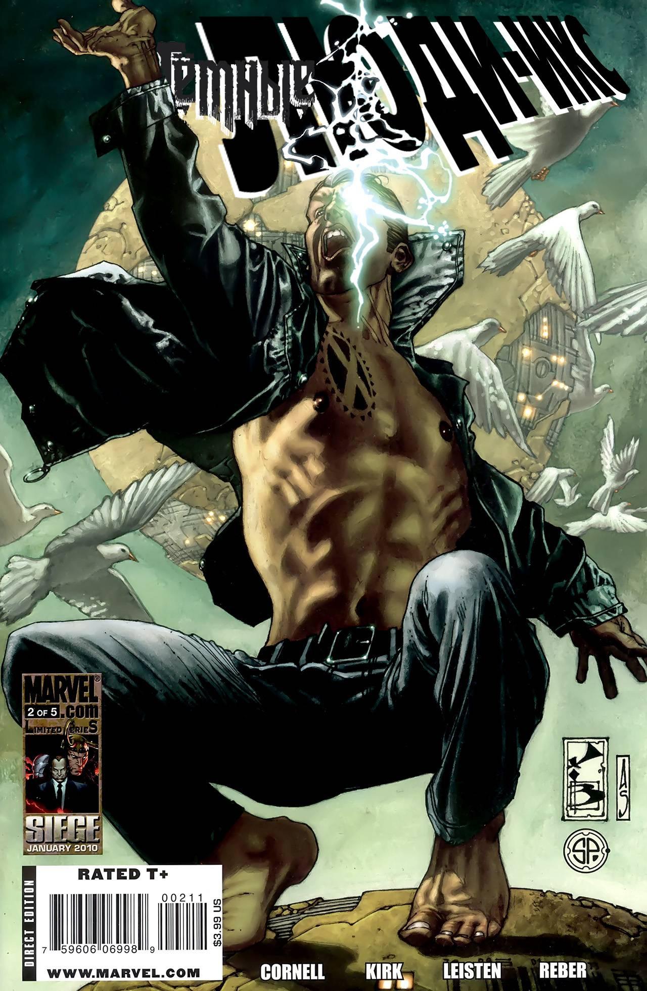 Темные Люди-Икс №2 онлайн
