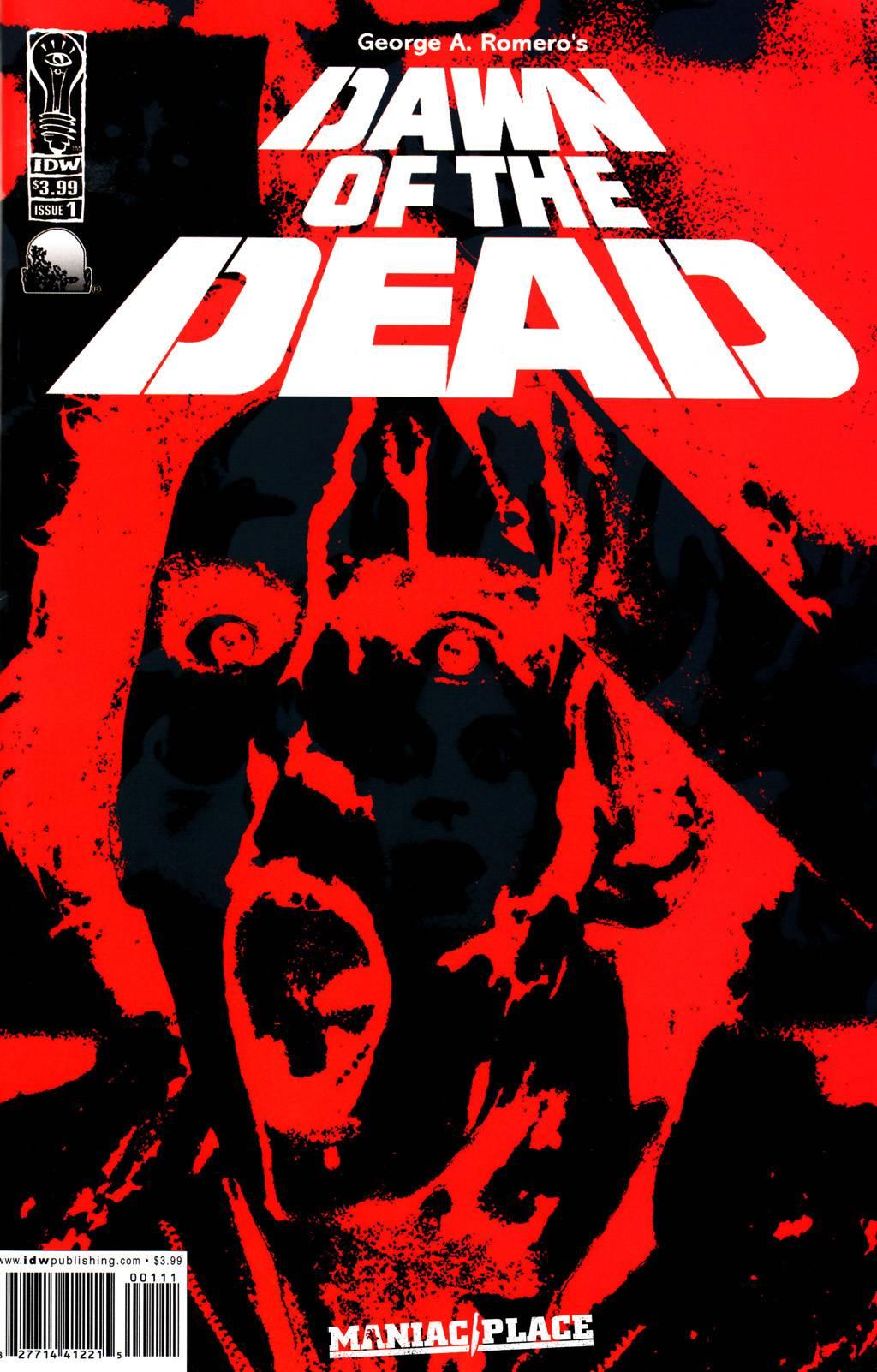 Рассвет мертвецов №1 онлайн