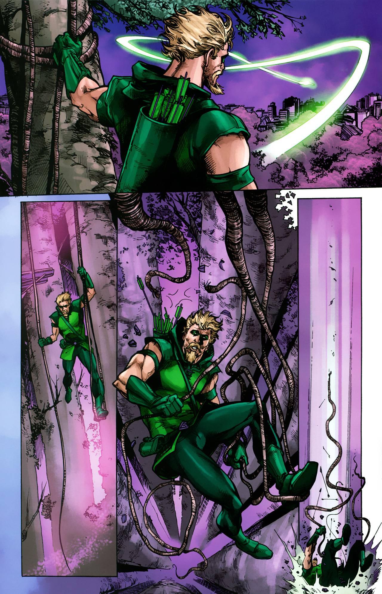 3 комикс молодо-зелено