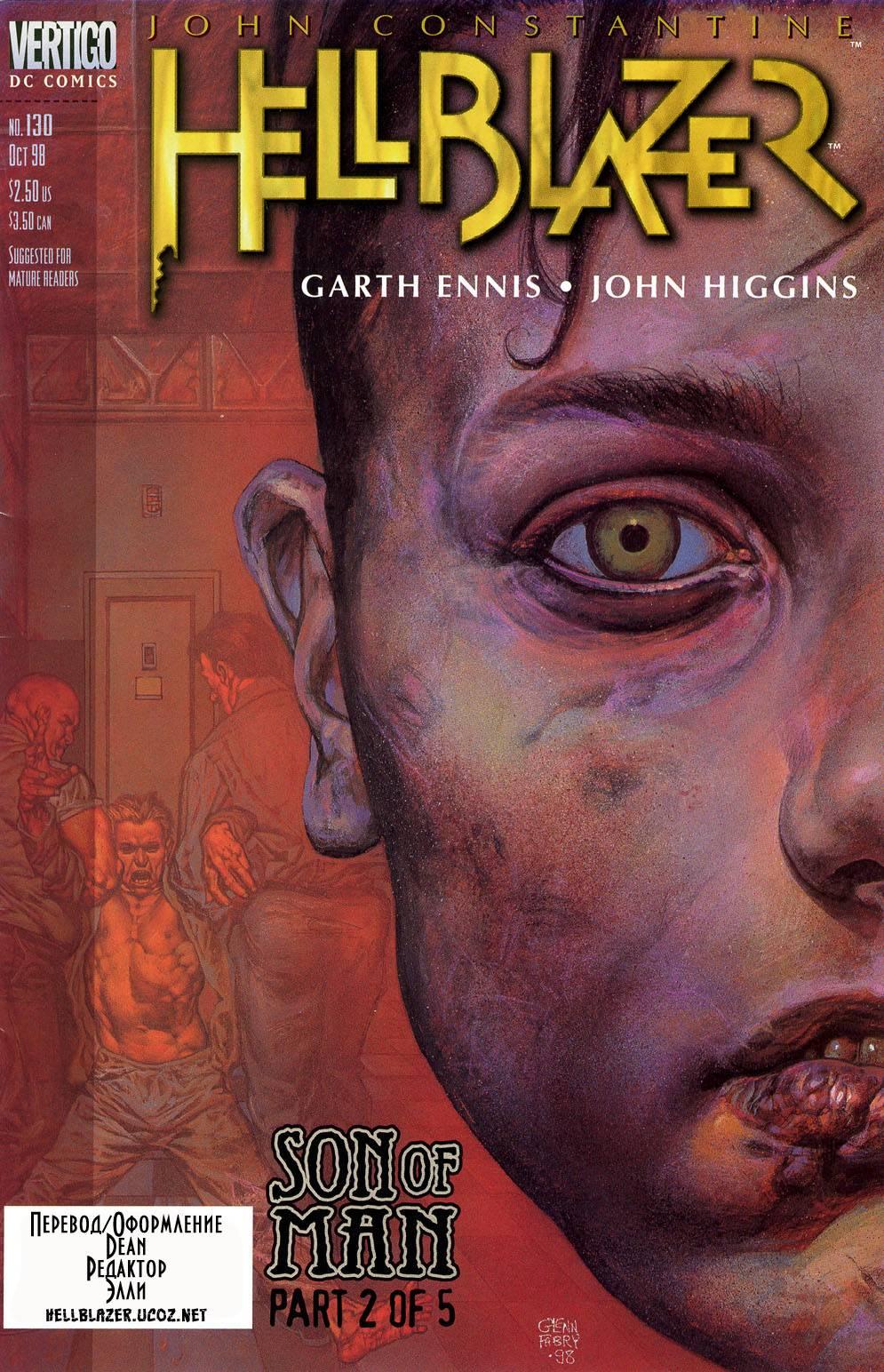 Джон Константин: Посланник ада №130 онлайн