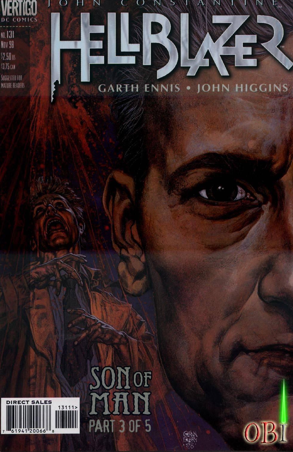 Джон Константин: Посланник ада №131 онлайн