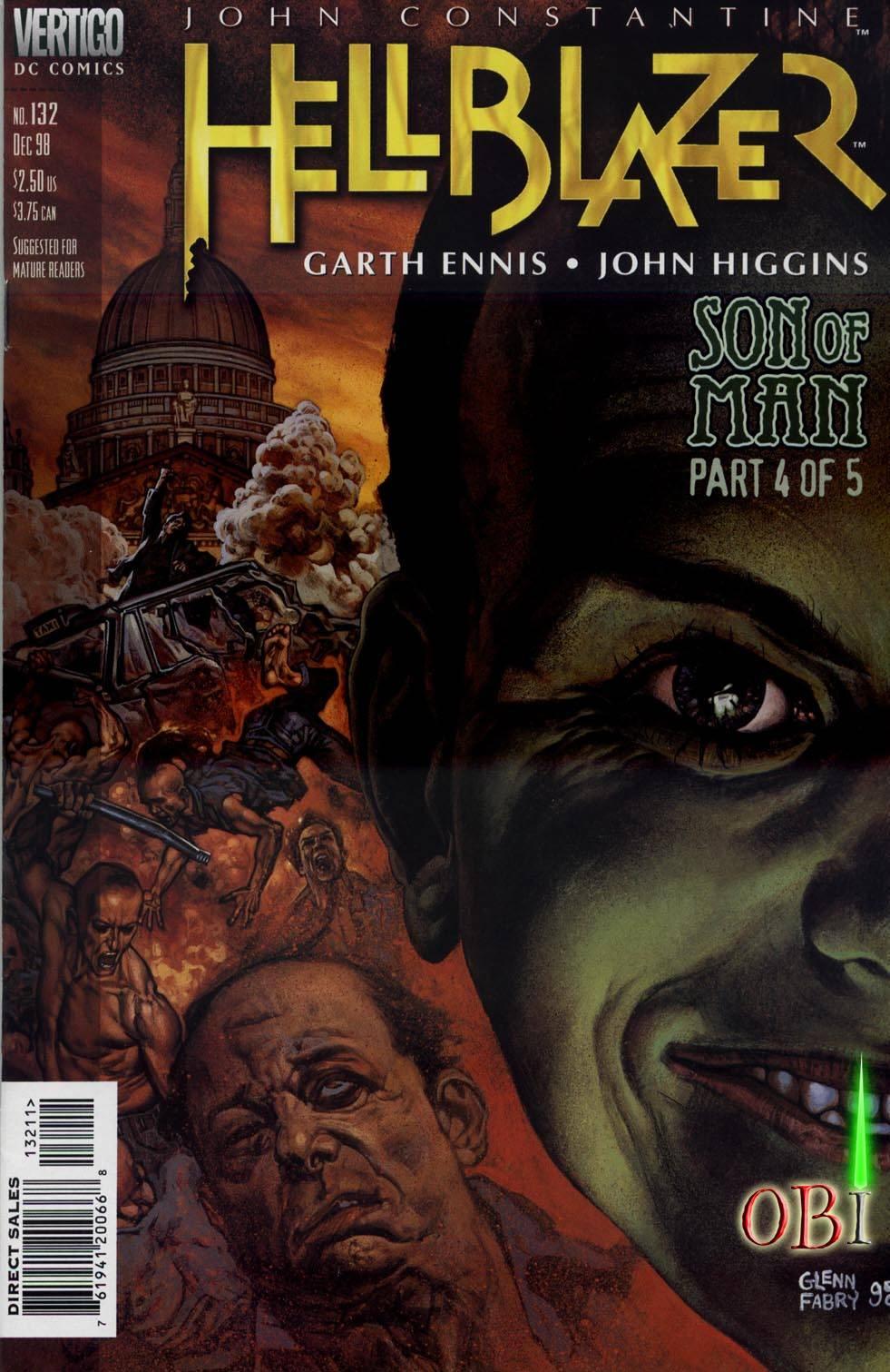 Джон Константин: Посланник ада №132 онлайн