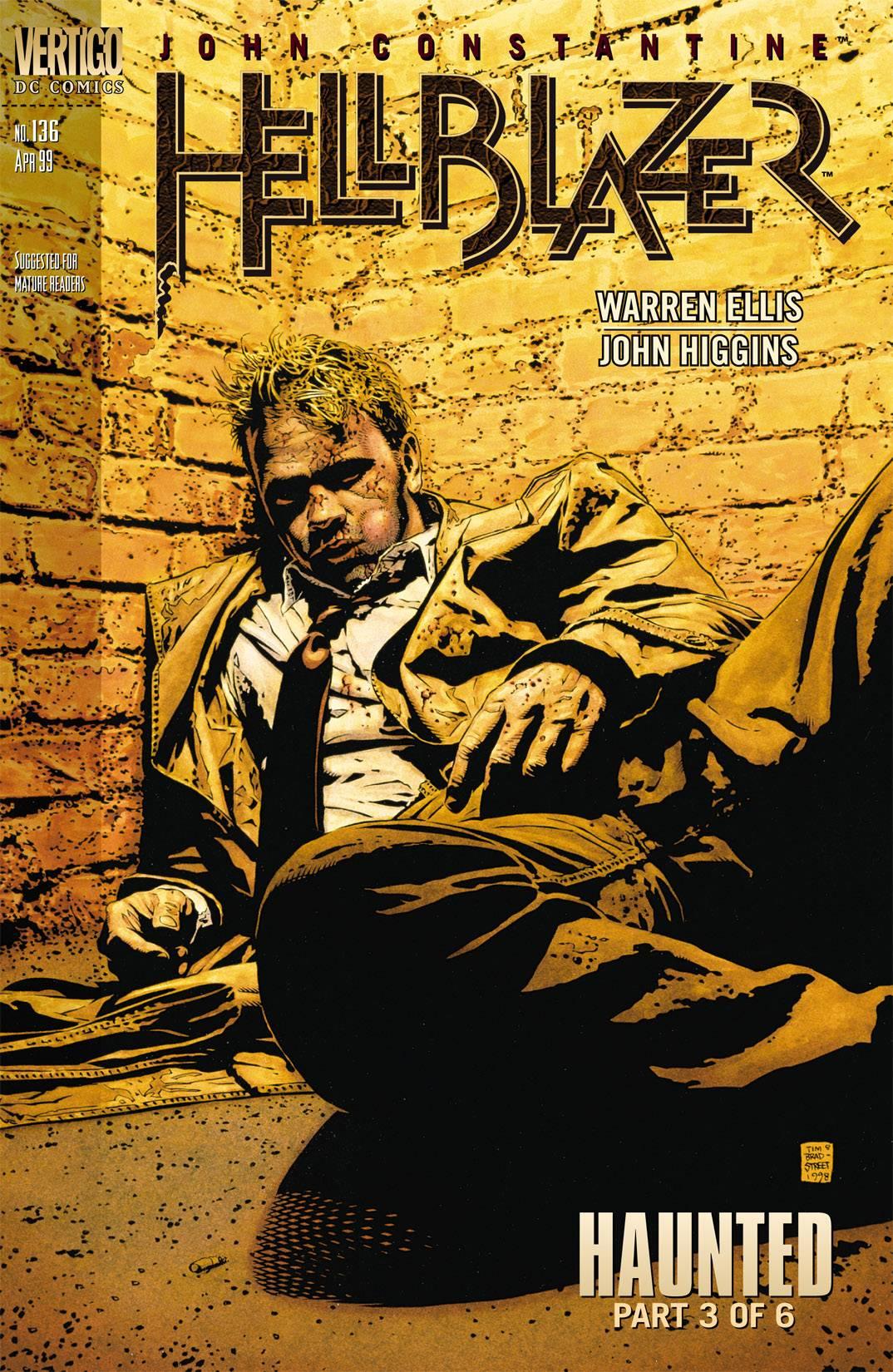 Джон Константин: Посланник ада №136 онлайн