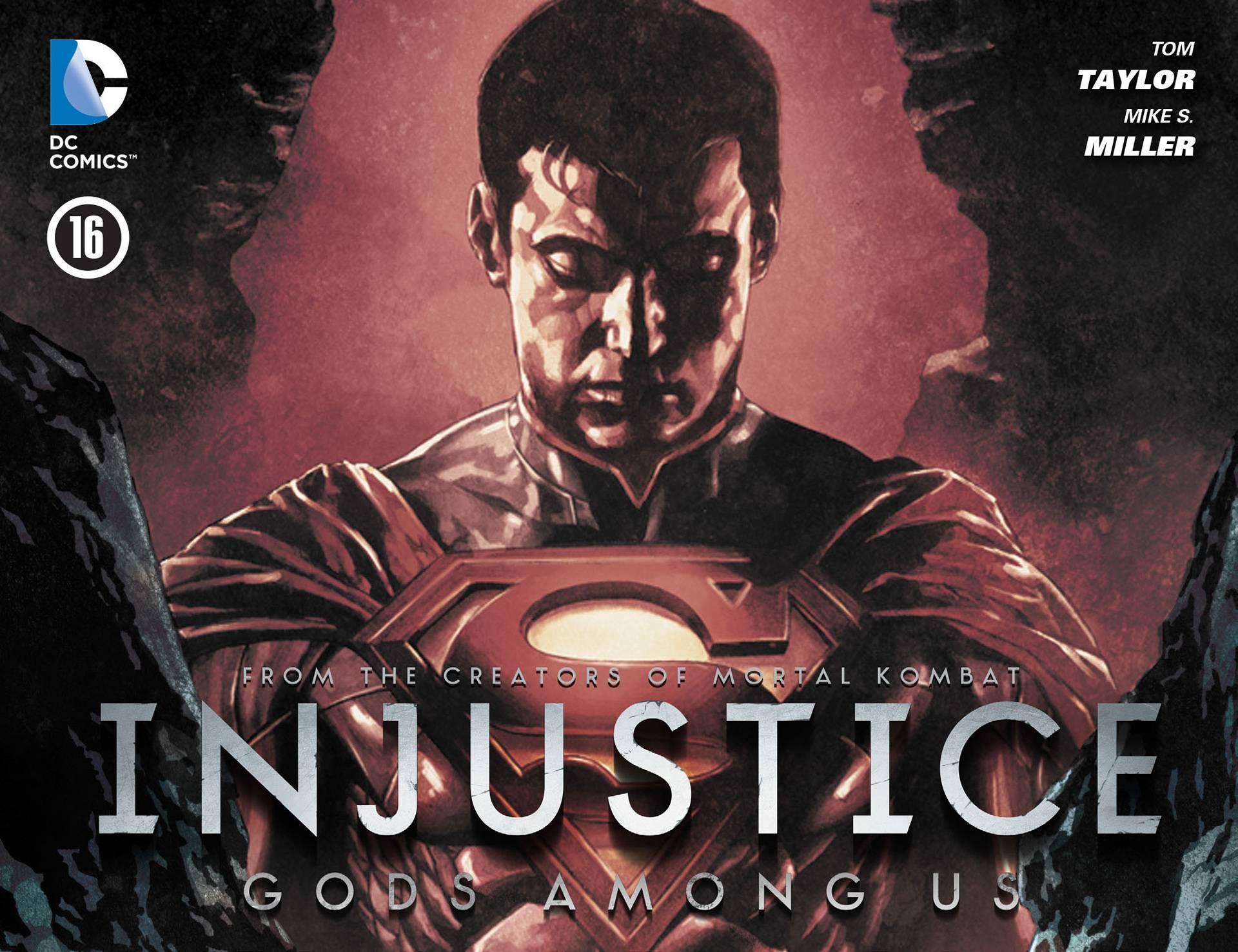 Несправедливость: Боги Среди Нас №16 онлайн