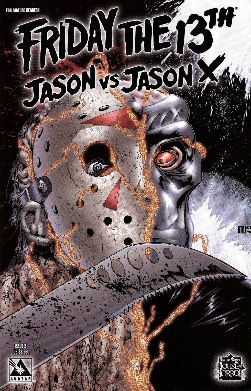 Пятница 13: Джейсон против Джейсона Икс №2 онлайн