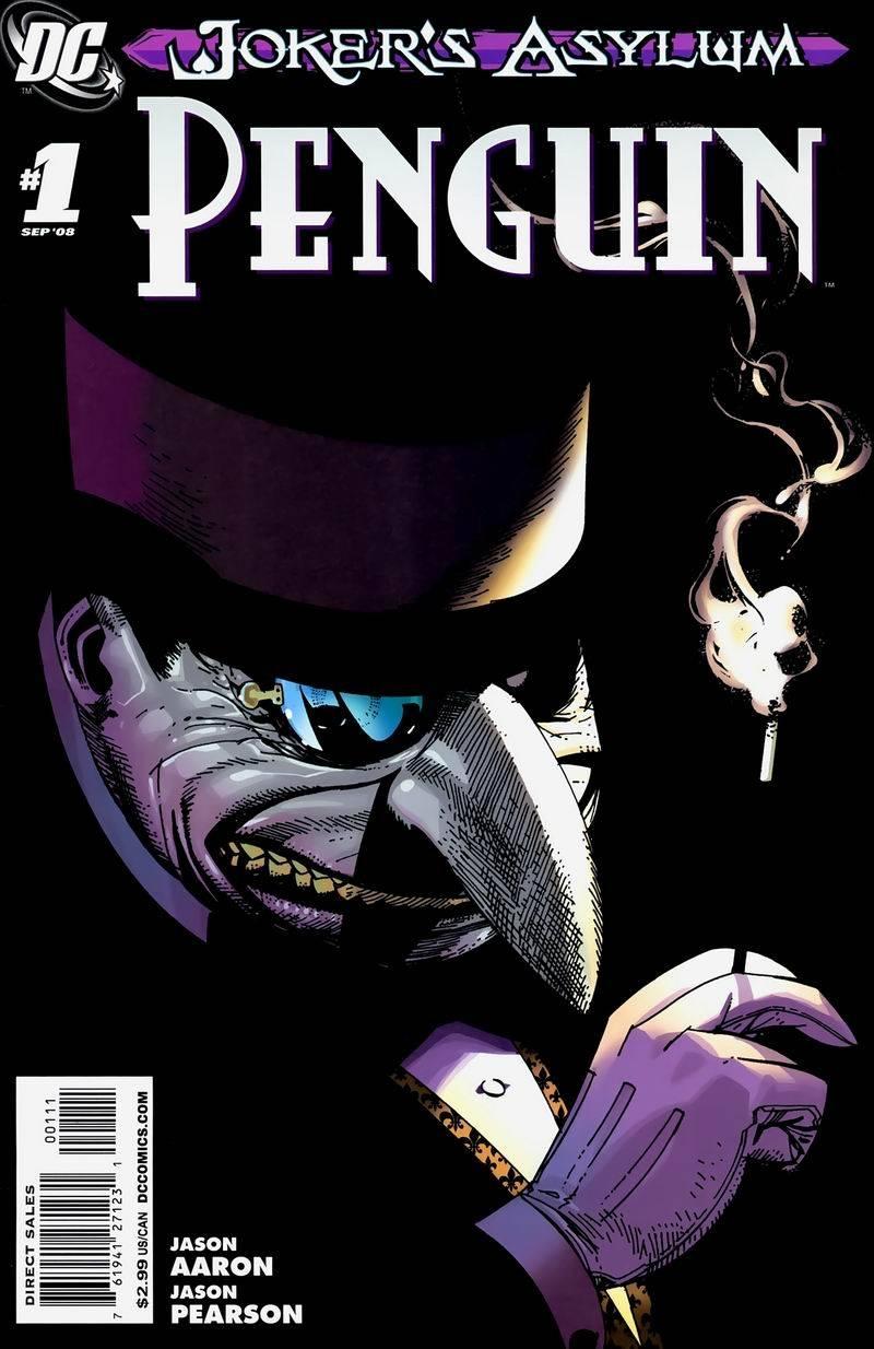 Психушка Джокера: Пингвин онлайн