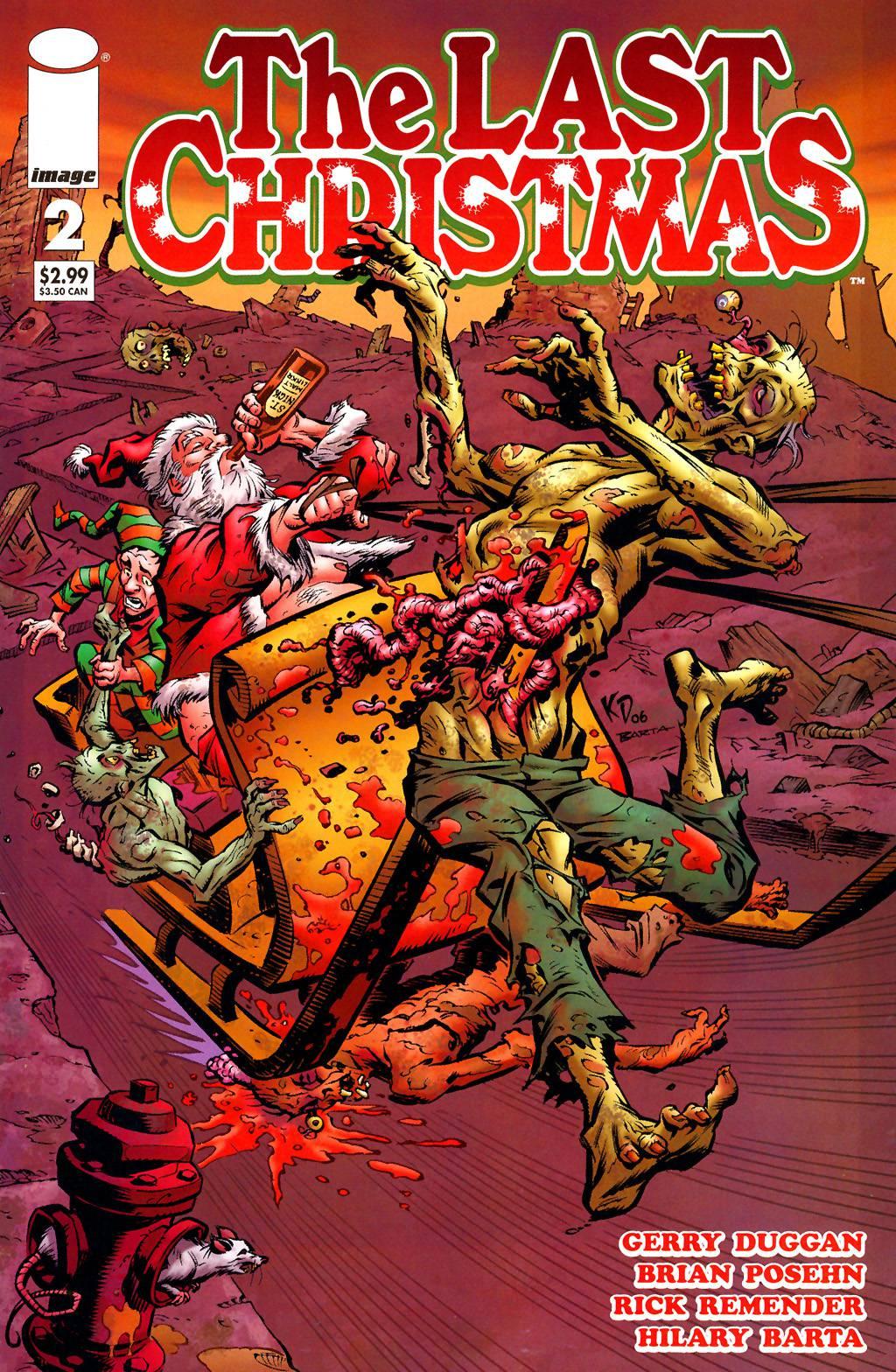 Последнее Рождество №2 онлайн