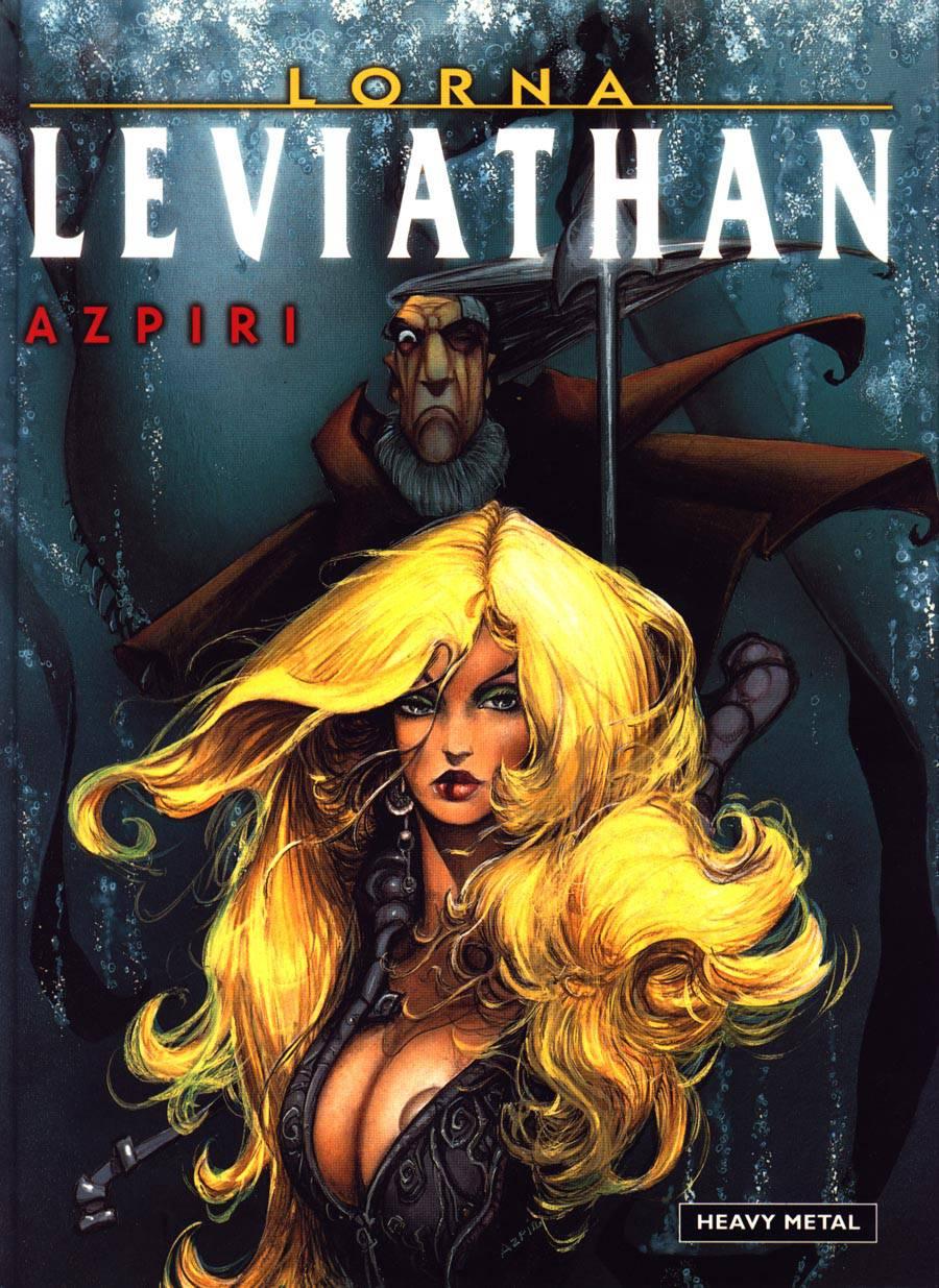 Лорна: Левиафан онлайн