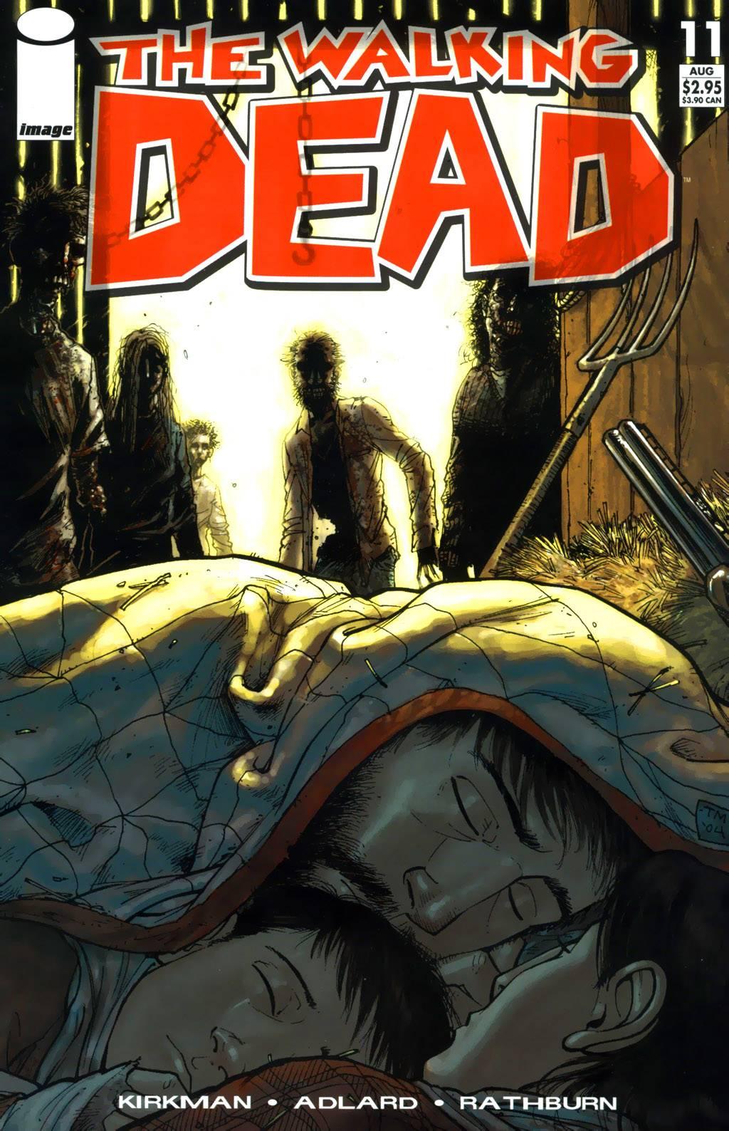 Ходячие мертвецы №11 онлайн