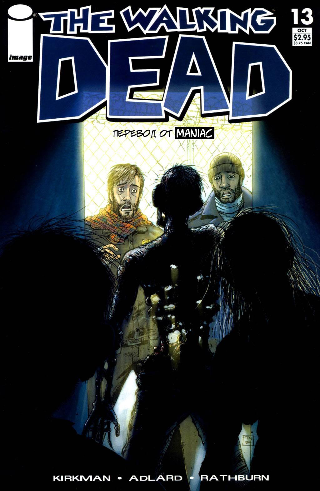 Ходячие мертвецы №13 онлайн