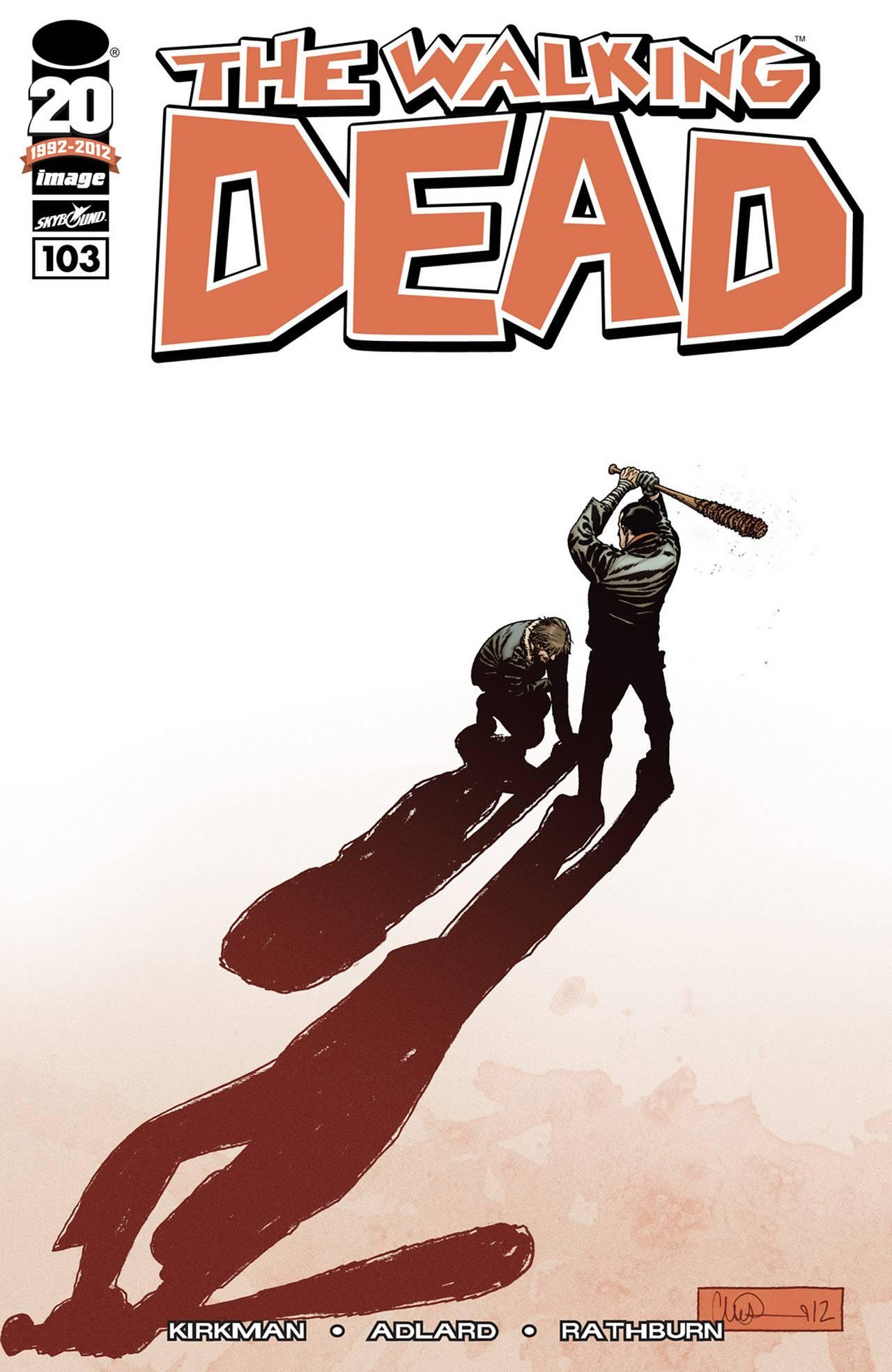 Ходячие мертвецы №103 онлайн