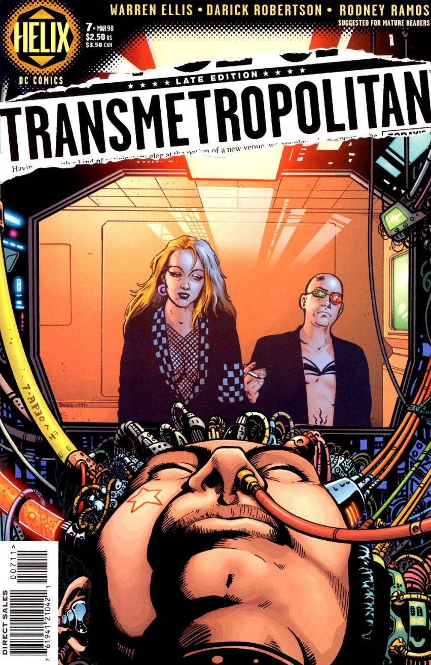 Трансметрополитан №7 онлайн