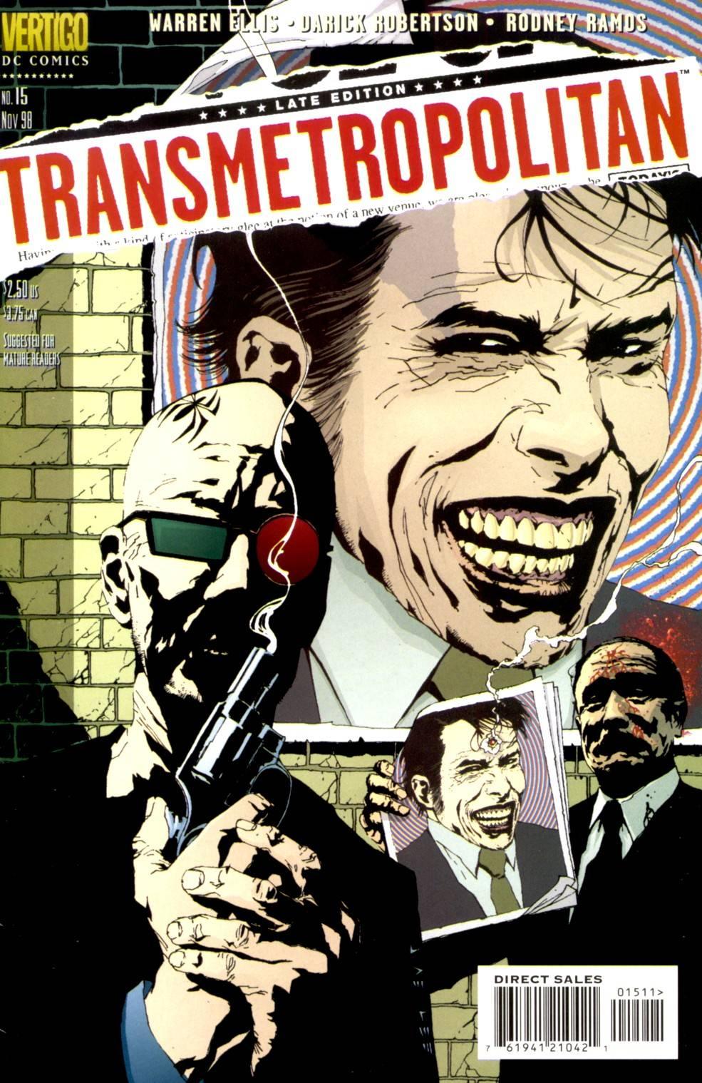 Трансметрополитан №15 онлайн