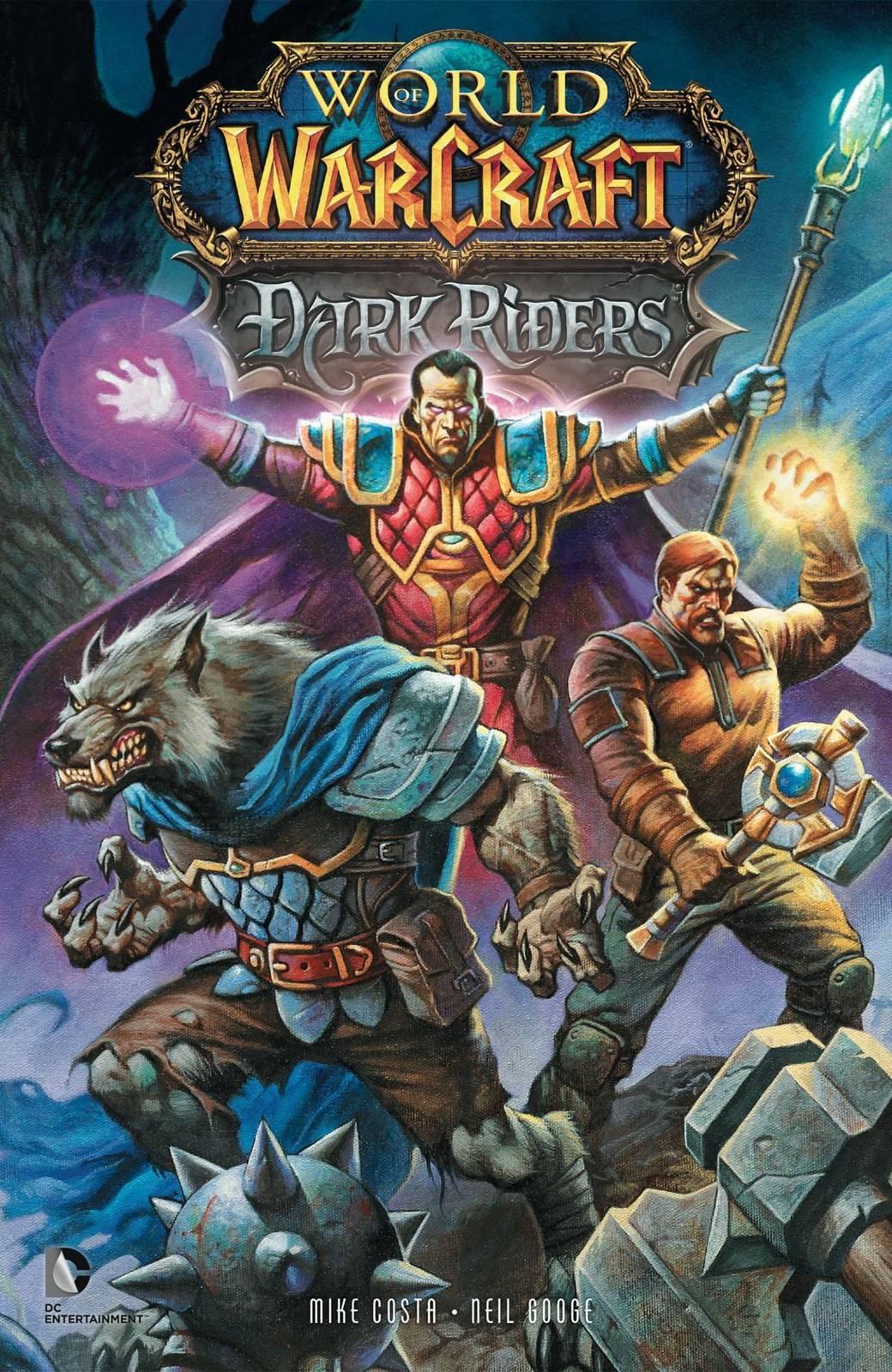 World of Warcraft: Темные Всадники онлайн
