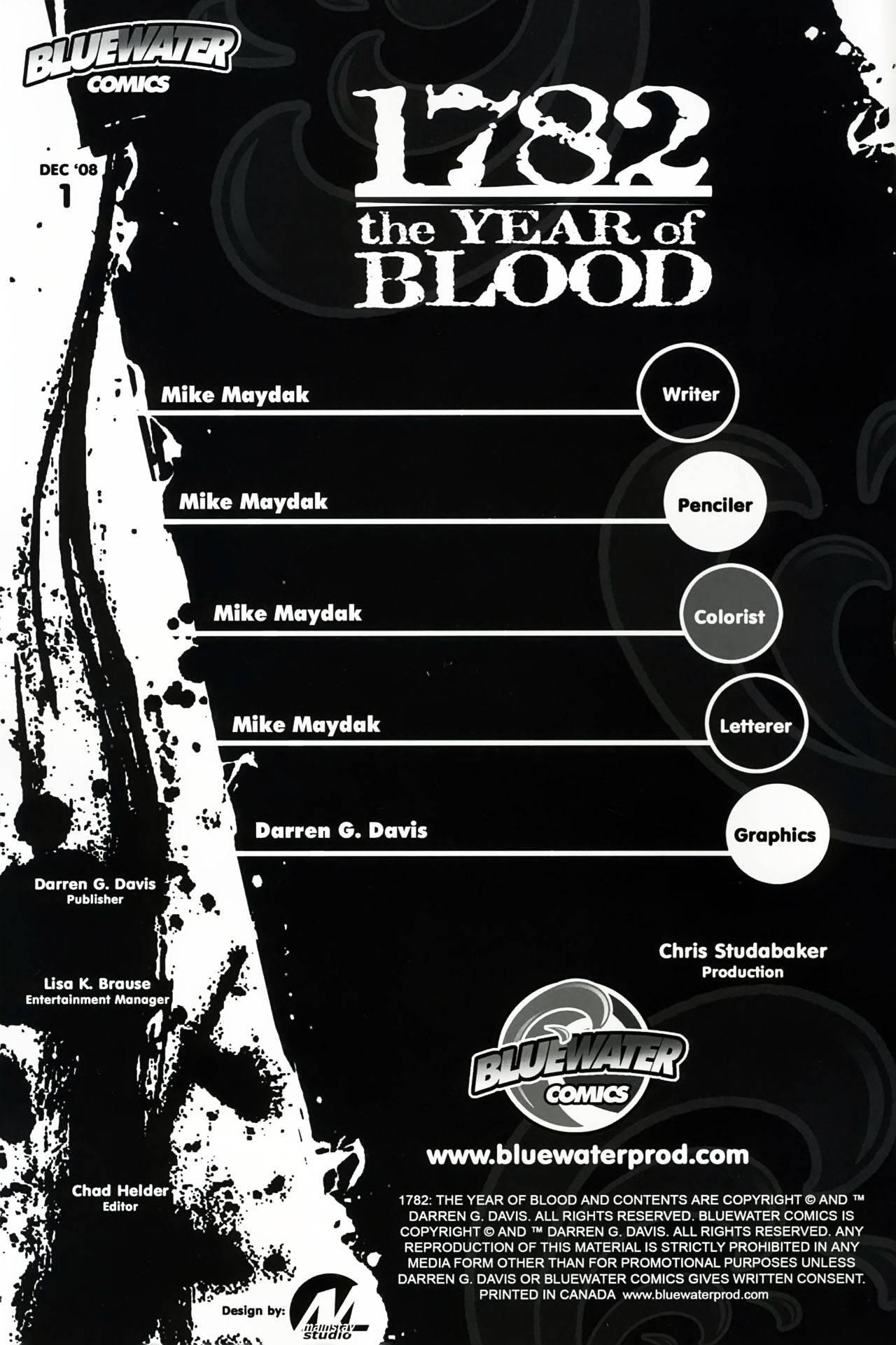 1782: Год Крови онлайн
