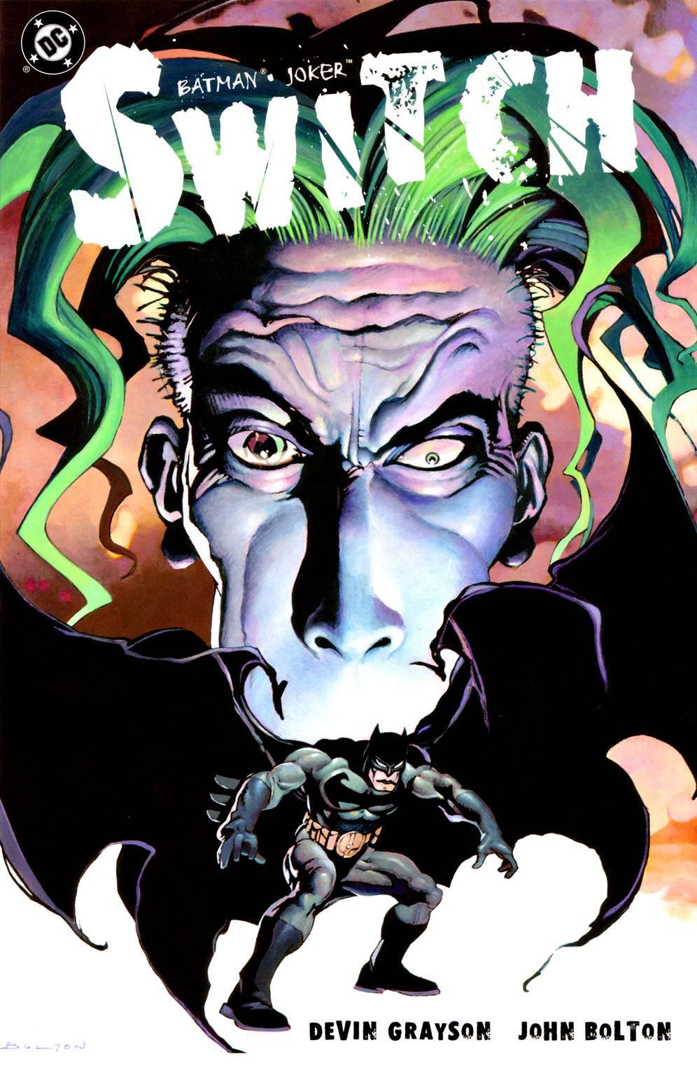 Бэтмен/Джокер: Переключатель онлайн
