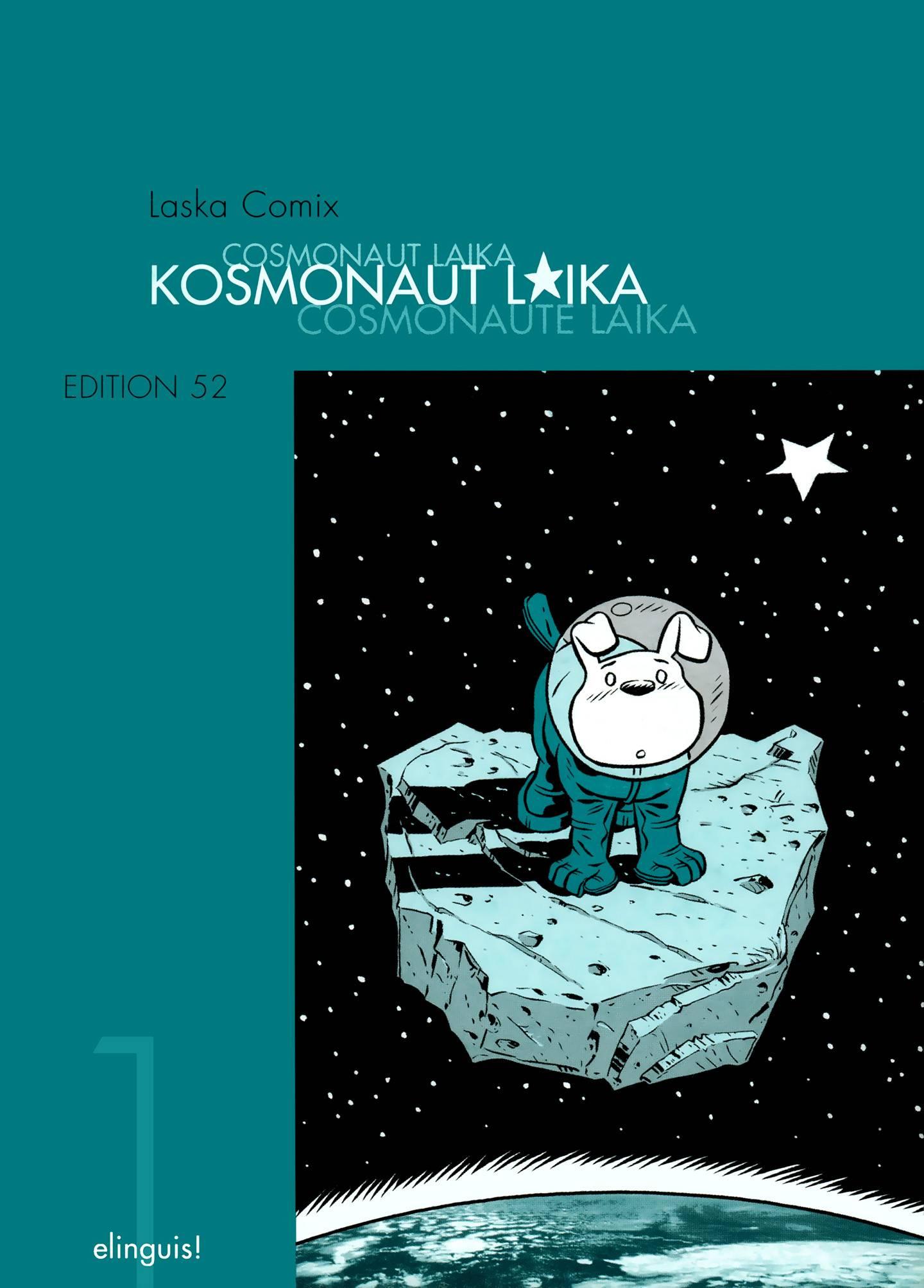 Космонавт Лайка онлайн