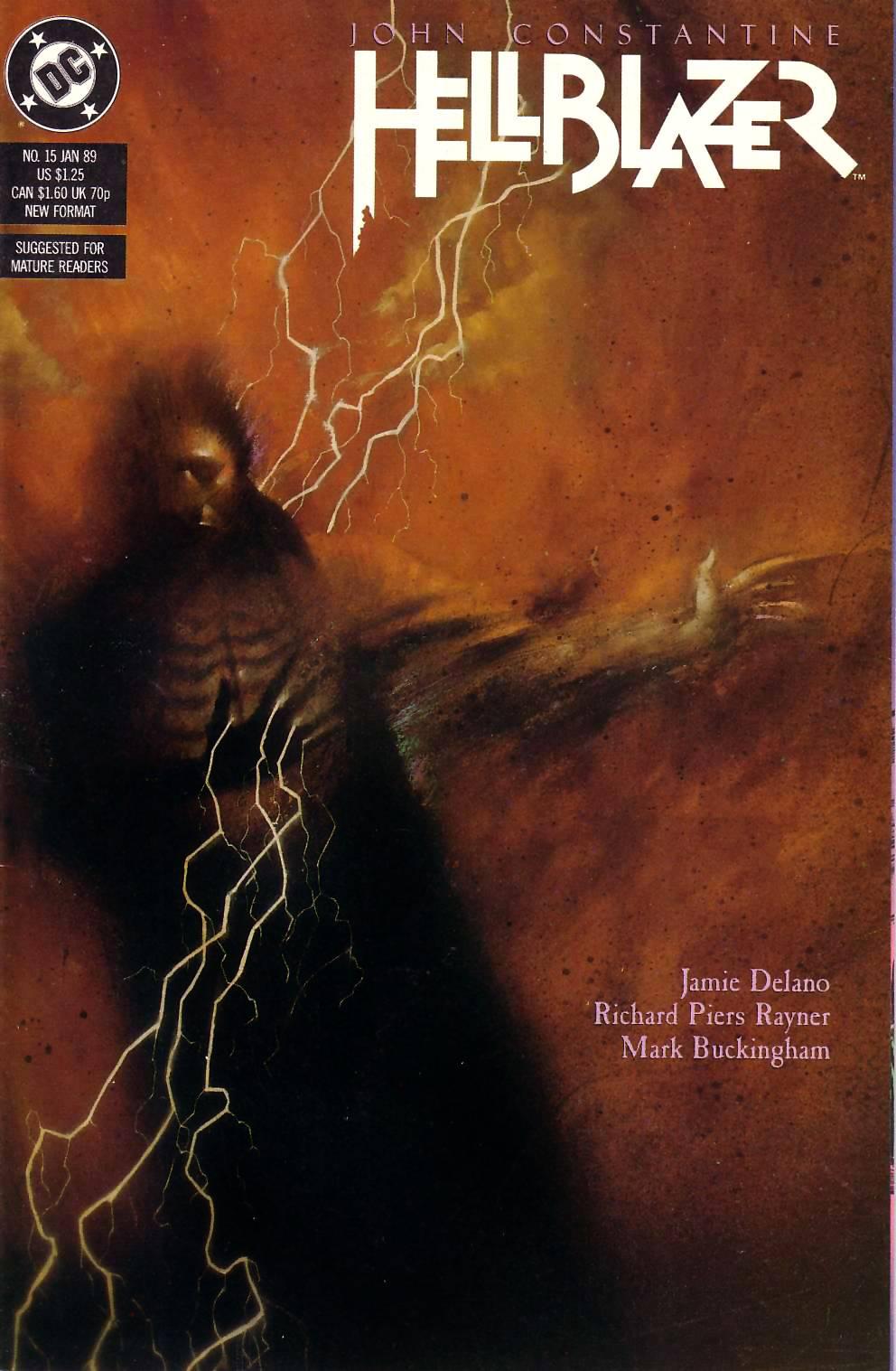 Джон Константин: Посланник ада №15 онлайн