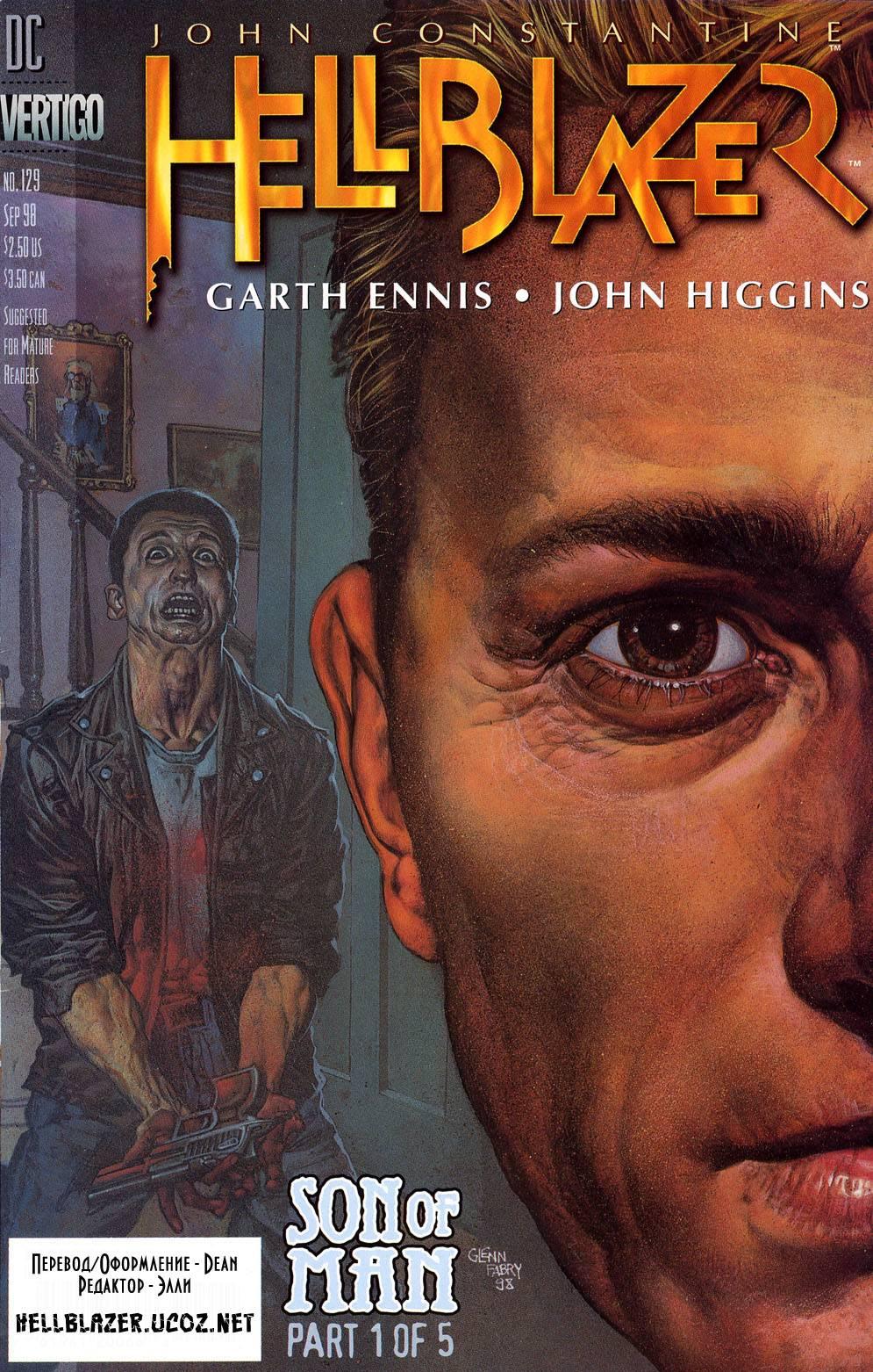 Джон Константин: Посланник ада №129 онлайн