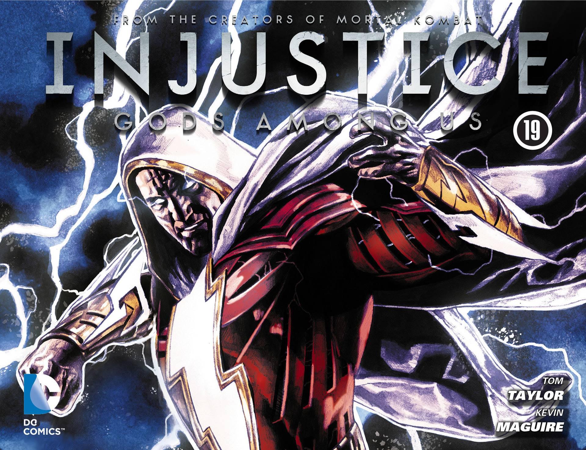 Несправедливость: Боги Среди Нас №21 онлайн