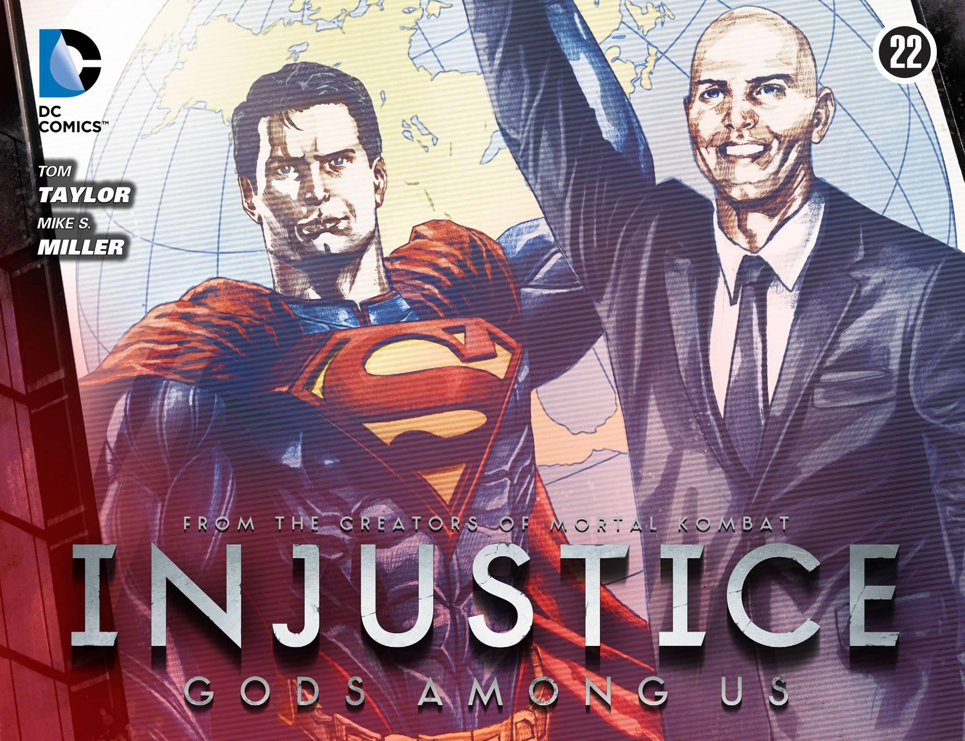 Несправедливость: Боги Среди Нас №23 онлайн