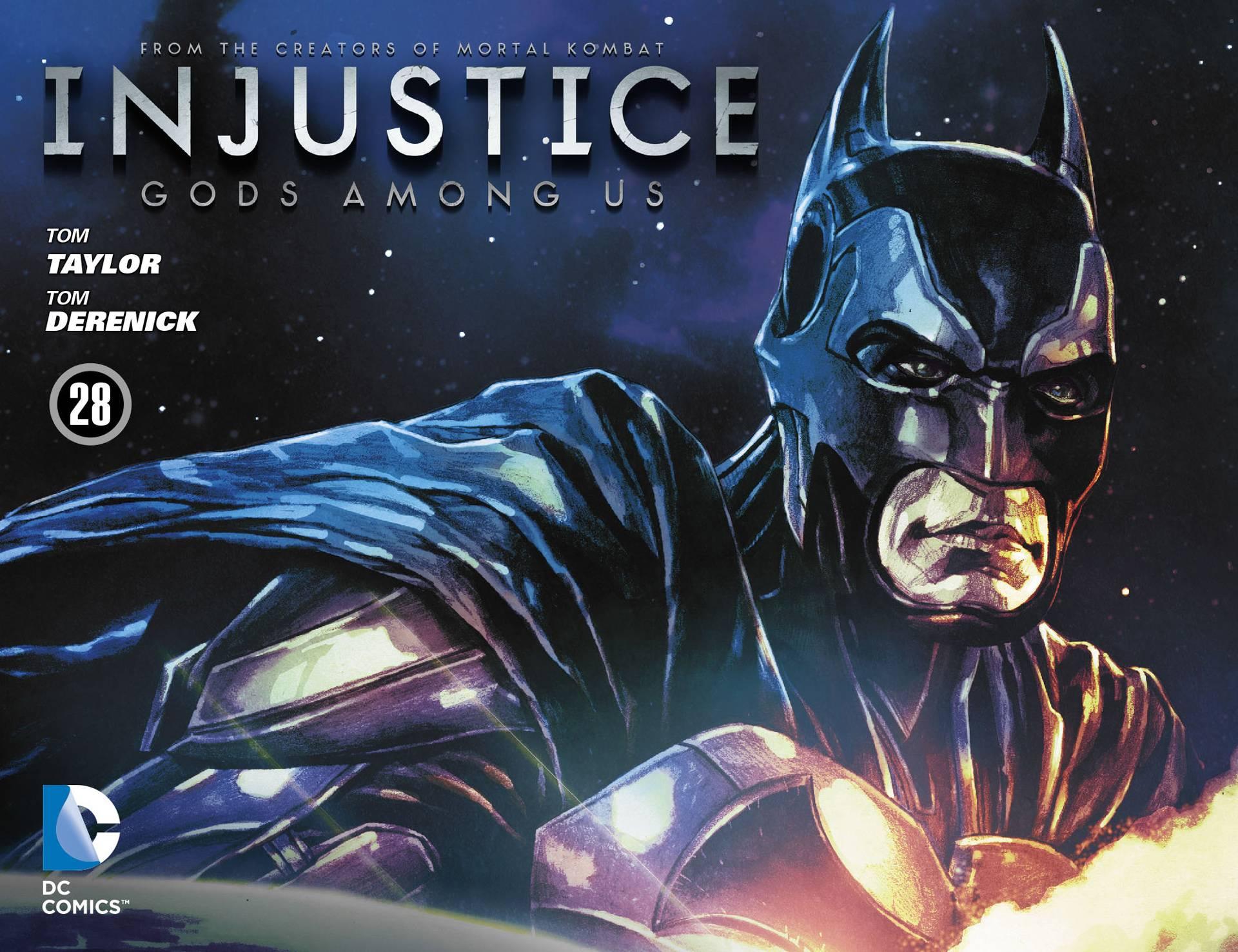 Несправедливость: Боги Среди Нас №28 онлайн