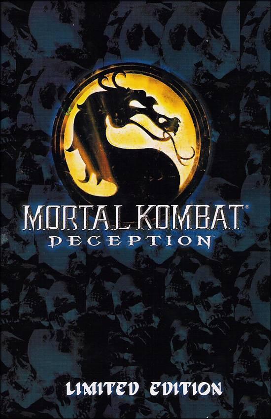 Mortal Kombat Deception Специальное издание онлайн
